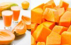Cómo adelgazar comiendo papaya conocida como lechosa, la futa de la salud