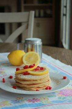 Fresh Lemon Ricotta Pancakes - Kodiak Cakes: Ingredients |  2 Lemons 3 Eggs, separated 2 cups Kodiak Cakes Flapjack Mix ( I used  Buttermilk & Honey) 3 tbsp Sugar 1 tbsp Vanilla 5 tbsp Butter, melted 1 cup Milk ¾ cup Ricotta Cheese