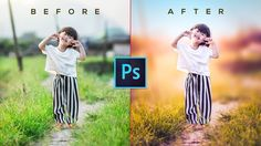 Photoshop Tutorial   CC 2017   Camera Raw Filter   How to edit photo wit...
