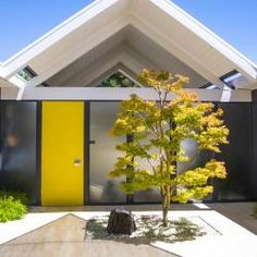 Landscaping Eichler Homes | Landscape Mid-Century Modern Homes & Eichlers
