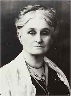 Edith Cowan from Western Australia was the first woman elected to any Australian Parliament. She was elected to the WA Legislative Assembly in