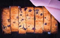 Five Ingredient Blueberry and Banana Bread ~ Wholefood Simply