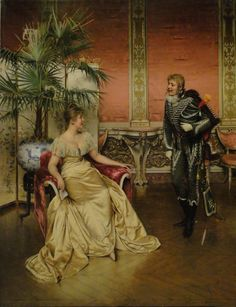 The Visitor (Charles Joseph Frederick Soulacroix - )