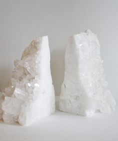 Crystal Bookends / Style Inspiration / LANE