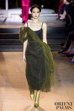 Carolina Herrera Fall-winter 2018-2019 - Ready-to-Wear