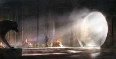 With the release of Rise of Iron, Destiny is now bigger than ever. As is this gallery of the game's concept art, expanded and updated to reflect more of the work of some of the world's best artists.