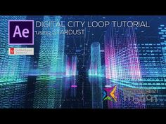 In this tutorial you will learn to create an awesome 3D digital city loop using the Stardust plugin. Level: Advanced Content: - Create a city la...