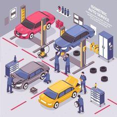 Auto Repair Shop Layout Plans Garage In 2019 Workshop