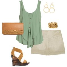summer, created by kwaters2755.polyvore.com