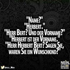 Ḥerr Herbert Bert.