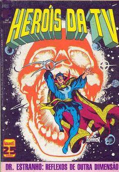 Cover for Heróis da TV (Editora Abril, 1979 series) #82