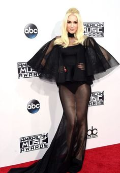 Best Dressed Fashion At The 2015 American Music Awards 7