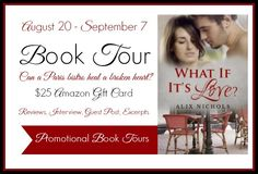 *Book Tour* What If It's Love & Amazon #free #giftcard Giveaway WORLDWIDE