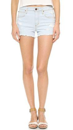 Joe's Jeans High Rise Cutoff Shorts $60