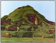 Ruins of the Buddhist Vihara at Paharpur, Bangladesh. Evidence of the rise of Mahayana Buddhism in Bengal from the 7th century onwards, Somapura Mahavira, or the Great Monastery, was a renowned intellectual centre until the 12th century. Its layout perfectly adapted to its religious function, this monastery-city represents a unique artistic achievement. With its simple, harmonious lines and its profusion of carved decoration, it influenced Buddhist architecture as far away as Cambodia.