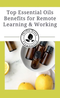 Learn which essential oils are best for supporting mental clarity and alertness during virtual learning or schooling. These oils can also help you regain focus while performing tedious tasks and overcome an afternoon slump. Essential oil for improving memory, learning retention, study, to prevent memory loss, and much more. Tap the Image for more info. #herbaterraorganics #organicoils Essential Oils For Memory, Helichrysum Essential Oil, Essential Oils For Pain, Essential Oil Safety, Clary Sage Essential Oil, Frankincense Essential Oil, Lemongrass Essential Oil, Oils For Energy, Aromatherapy Recipes