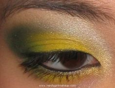 green yellow look