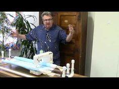 Artisan Quilt Frame Video 1 - YouTube