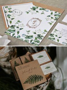 Zaproszenia ślubne, czyli o tym jak z klasą, po kosztach i nieco własnym sumptem zająć się organizacją wyjątkowego przyjęcia.