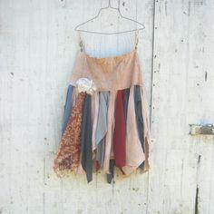 mini skirt by creolesha