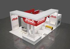 Nicoll - 2015 on Behance Exhibition Stall Design, Exhibition Space, Exhibit Design, Exhibition Stands, Trade Show Booth Design, Stand Design, Expo Stand, Kiosk Design, Boutique Design