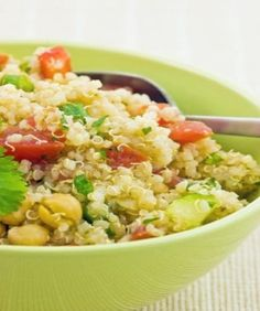 Essential Superfoods For Every Man's Diet - Quinoa