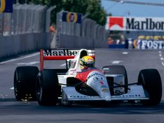 Ayrton Senna (Australia 1991)