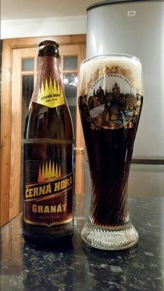 Cerna Hora Granat Dark Czech Lager
