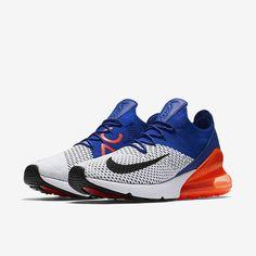 Nike Free 3.0 Flyknit footwear wall bay display sports shoe