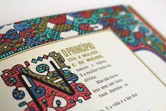 The Medieval Bible: Rewritten & Redesigned by Gustavo Piqueira   Inspiration Grid   Design Inspiration