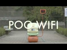 Poo WiFi... Yes, Poo WiFi. A machine in Mexico offers free WiFi for trading your dog's poo. A company called Terra sponsors the machines to promote their services and teach responsible pet ownership. Quite and interesting approach.