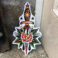 Flash by @pierrenb79 #trflash#traditional_flash#tattoo#tattooflash#traditional#traditionaltattoo#traditionalflash#tattooart#flash#art#illustration#drawing