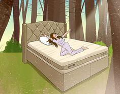 """Check out new work on my @Behance portfolio: """"bambi yatak storyboard"""" http://be.net/gallery/52792613/bambi-yatak-storyboard"""