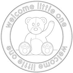 A selection of Free Teddy Bear images for your handmade cards and scrapbooking projects. You can re-size to suit your project then paper piece or colour with your favourite markers or pencils. Digi Stamps Free, Digital Stamps, Teddy Bear Images, Teddy Bear Design, Baby Clip Art, Baby Drawing, Card Sentiments, Bird Cards, Custom Stamps