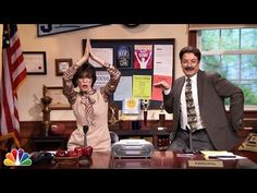 Julianna Margulies And Jimmy Fallon's 'Musical Morning Announcements' Are Everything