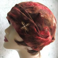 Sewing pattern Vintage 1920s Easy Flapper Hat PDF Resell Finished