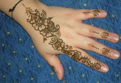 Mehndi is richly applied by Henna lovers on general and particular events & functions by ladies. It is the forte of GirlsHue to bring before you stylish and elegant stuff everytime. We came alo…