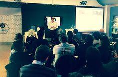 """Oggi, 12 ottobre 2016, l'amministratore delegato di Tubes, Cristiano Crosetta, è stato relatore del workshop organizzato da Casaoikos SpA.  Il workshop dal titolo """"LA COMPLESSITÀ DELLA SEMPLICITÀ. Design e architettura dei radiatori in nuove tipologie costruttive"""" era rivolto agli architetti ed ha dato diritto all'acquisizione di crediti formativi.  #casaoikos4architects #tubesradiatori #workshoptubes"""