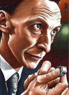 Death - Supernatural Sketch by Dr-Horrible.deviantart.com on @deviantART