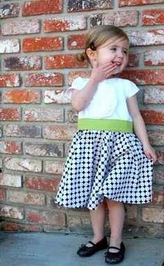 Free Toddler Girl Dress Pattern