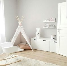 #nordicroom Child's Teepee or Grownup Reading nook?