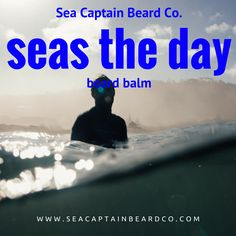 This Captain surfs....I didn't say well, but it takes my mind away from this crazy world. Seas the Day Beard Balm keeps my handsome beard fresh. Try some here: www.seacaptainbeardco.com #sea #captain #beards #apothecary #beardoil #beardbalm #beardsoap #elixirforwhiskers #beyourowncaptain #slatherthemon #beardcare #summer #sand #beach #ocean #sun #waves #oceanlife #beachlife #surfing #fathersday #dadsday #beardeddad…