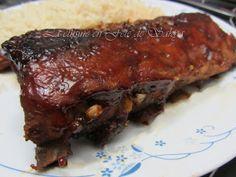 Côtes levées Sauce BBQ Impérial De mon blogue Sakya