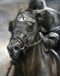 Ghostzapper - Horse Racing