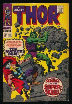 Thor #142  (Jul. 1967)