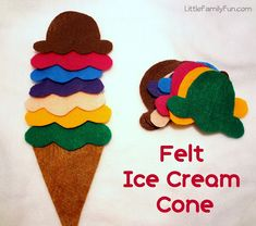 Click here for these adorable felt food patterns. I once had a friend tell me that she buys toys for her son that appeal to her as well, because she knows that what he most likes to play with is he…