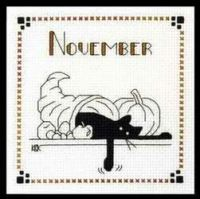 Gallery.ru / Фото #7 - Календарь черного кота - nataz