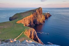 Neist Point and Lighthouse