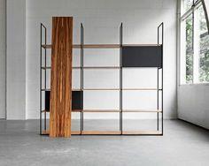 Modiste Furniture by Rotterdam-based Interior Architects Joeri Horstink & Jelle Baars.