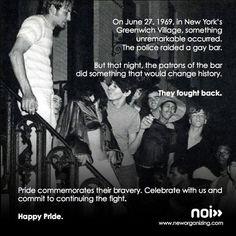 gay pride - remember